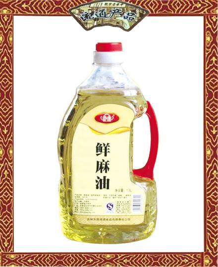 1.5L  鲜ma油