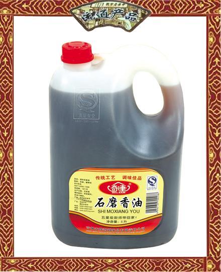 5L 石磨香油