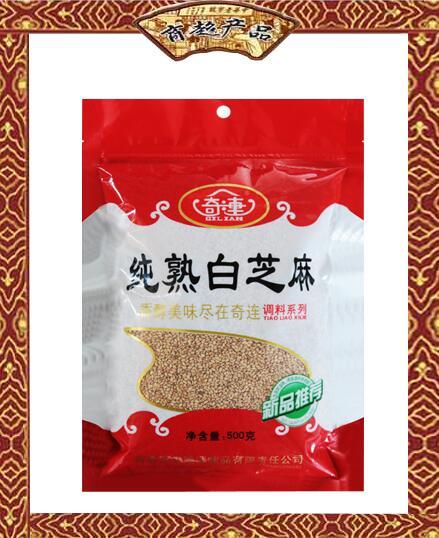 500g chun熟白芝ma